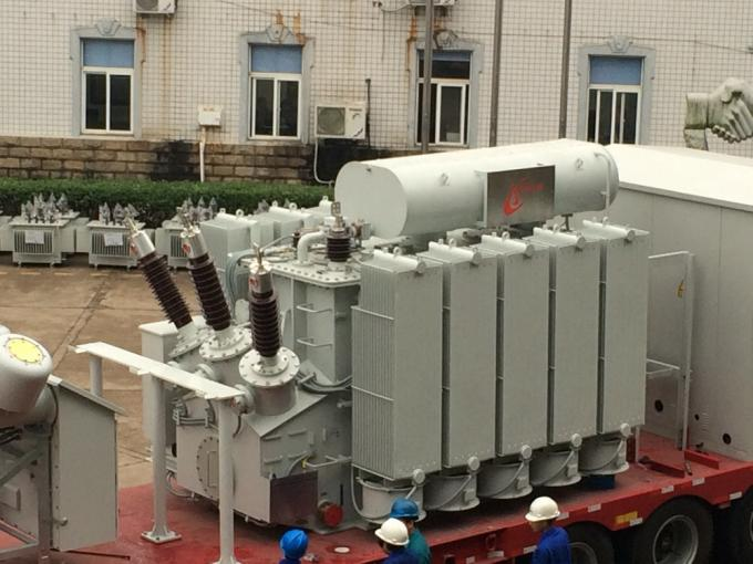 McGraw-Edison Substation Transformer with Load Tap